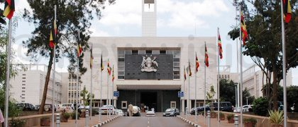 Parliament to Shut Down as Natasha Museveni Shoots Movie, Public Warned of Gunshot Sounds