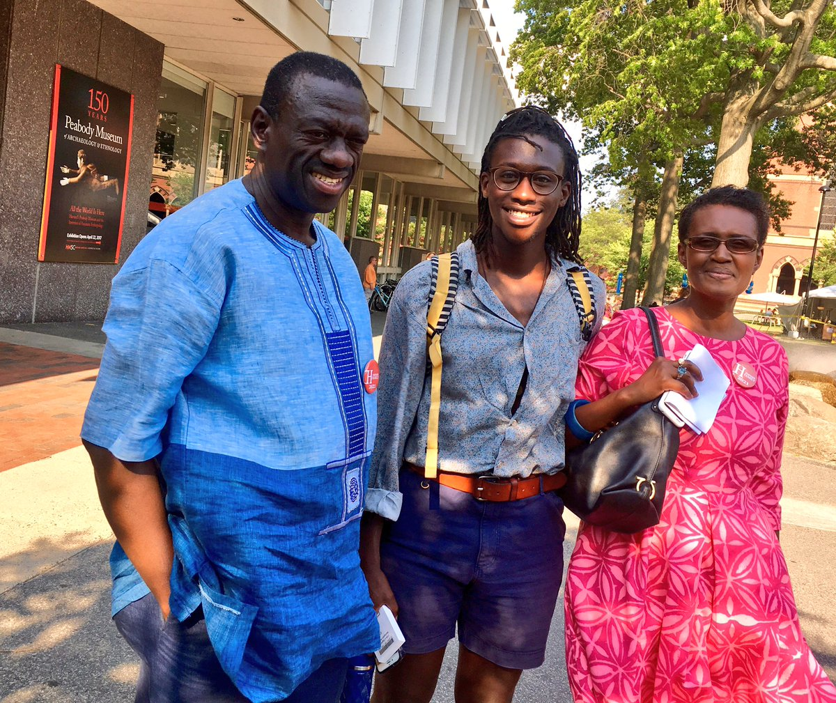 Dr Kizza Besigye with his Family