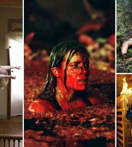 Watch if you dare – Netflix has revealed the horror films people are too scared to watch all the way through