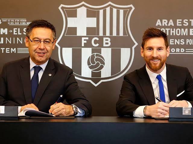 Barcelona President: Lionel Messi Can Leave for Free