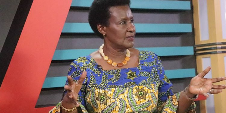 Amelia Kyambadde cautions people in general on counterfeit items
