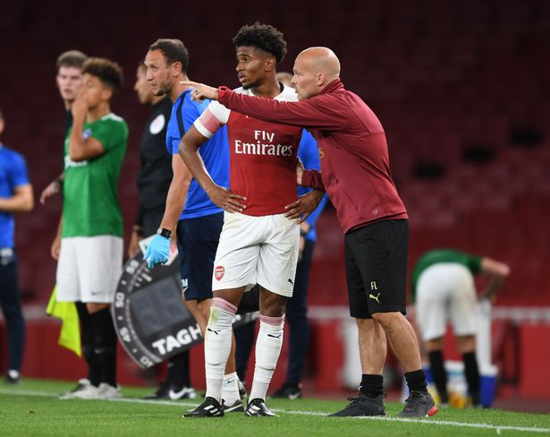 Arsenal stars open up on working with Freddie Ljungberg and his training style