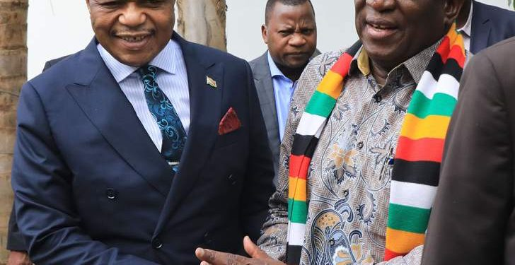 Bits of gossip about a crack between President Mnangagwa and his delegate, Chiwenga, endure