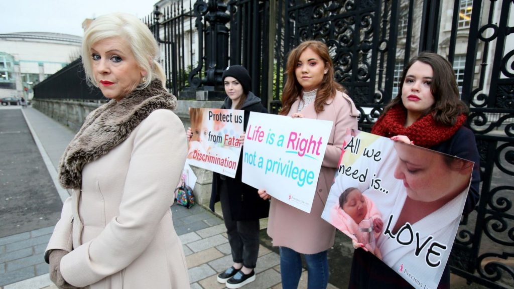 Northern Ireland: Within hours, same-sex marriage and premature birth will be lawful