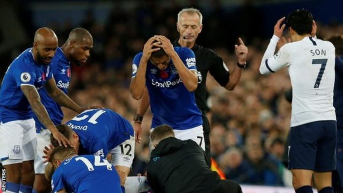 Everton's Gomes expected to make full recuperation after a medical procedure