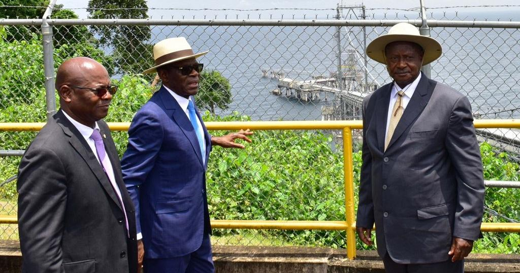 President Obiang acclaims Uganda on the displaced person taking care of