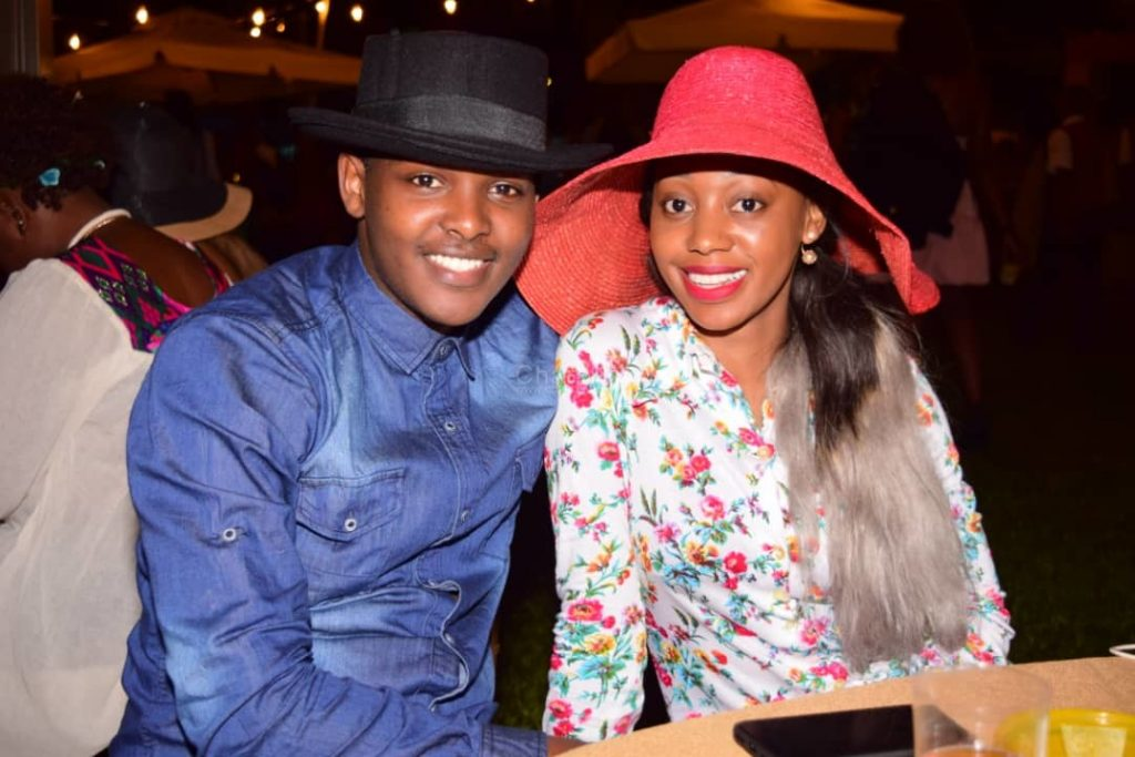 Revealed - Canary Mugume Was Forced Into Marrying Sasha Ferguson