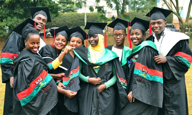 Makerere University Graduation Gowns