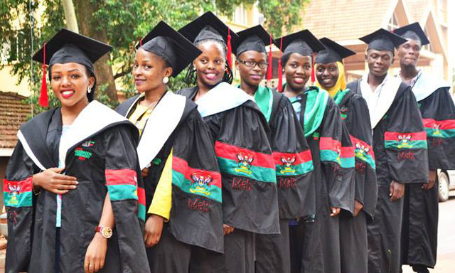Makerere University Graduation List