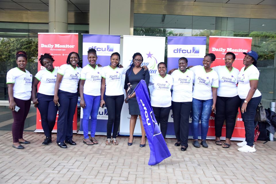 Rising Woman activity victors off to Nairobi on study journey