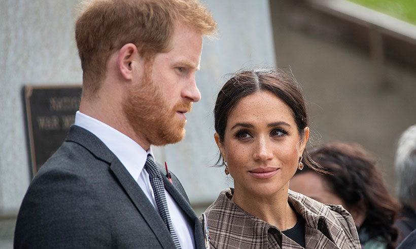 Royals set for 'high-stakes' emergency summit over Harry and Meghan's future job