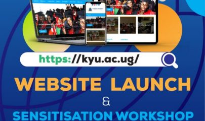 Kyambogo University website