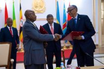Museveni, Kagame meet today