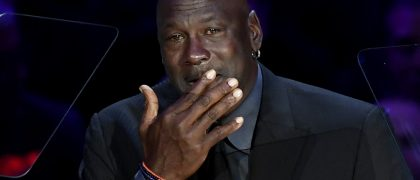 Michael Jordan commemorates 'little brother' Kobe Bryant