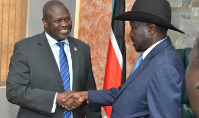 South Sudanese deserve a better, peaceful future