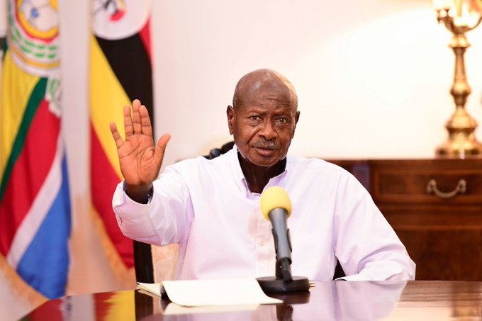 Museveni bans daily exercise practice due to Covid-19