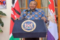 Uhuru Declares Saturday Prayer Day For Corona.