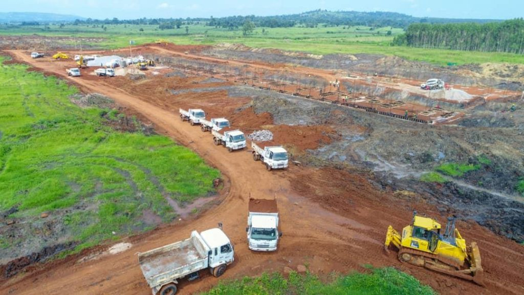 East Africa's first vehicle plant takes shape