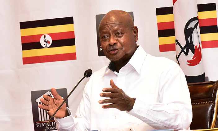 Museveni highlights more on lockdown