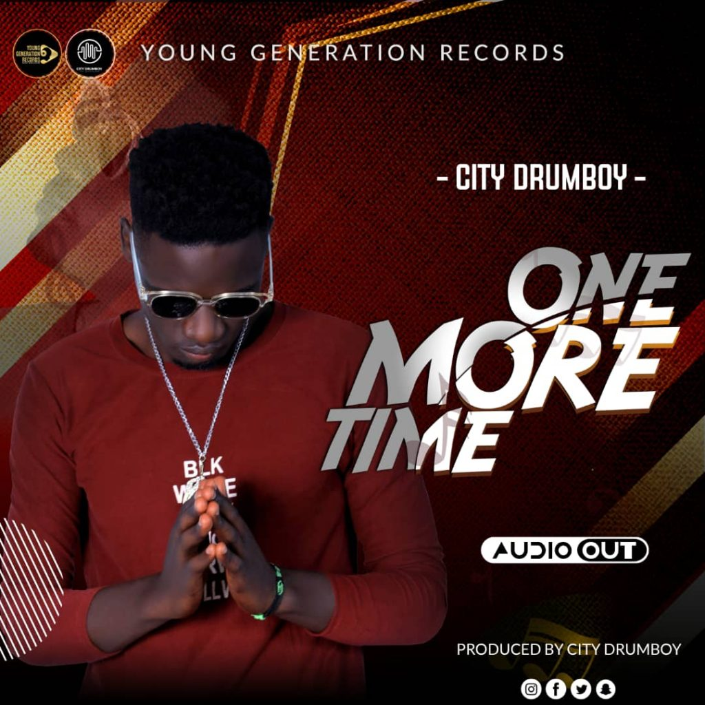 one more time by city drumboy