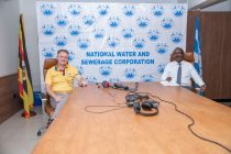 National water and sewerage Corporation