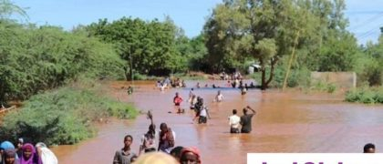Flooding as a result of recent heavy rains has killed more than 260 people across East Africa