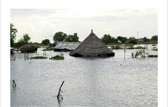 As of 1st May, 300 people have been displaced due to floods in surrounding areas of Lake Kyoga