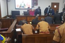 Gen @Tumukunde_ GRANTED BAIL subject to conditions set out by court.