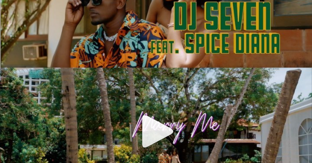 Marry me by Dj Seven ft Spice Diana