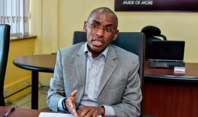 Safaricom CEO Mr. peter Ndegwa