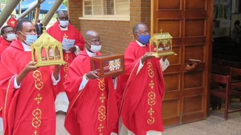 Uganda marks Scientific Martyrs Day Celebrations 2020 - PHOTOS
