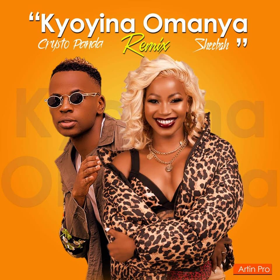 Kyoyina Omanya Remix by Crysto Panda ft Sheebah Karungi