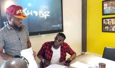 Swangz Avenue Signs FreeBoy Adams