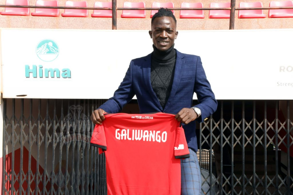 Disan Galiwango - I want to help Vipers perform better ...