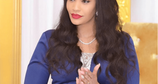 Zari Hassan on Domestic Violence