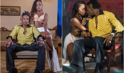 "Eric Omondi drops own version of Diamond Platinumz ""JeJe"" song [VIDEO]"