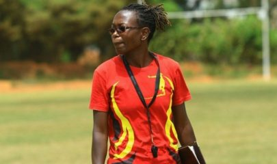 Hellen Buteme appointed as Express FC conditioning coach