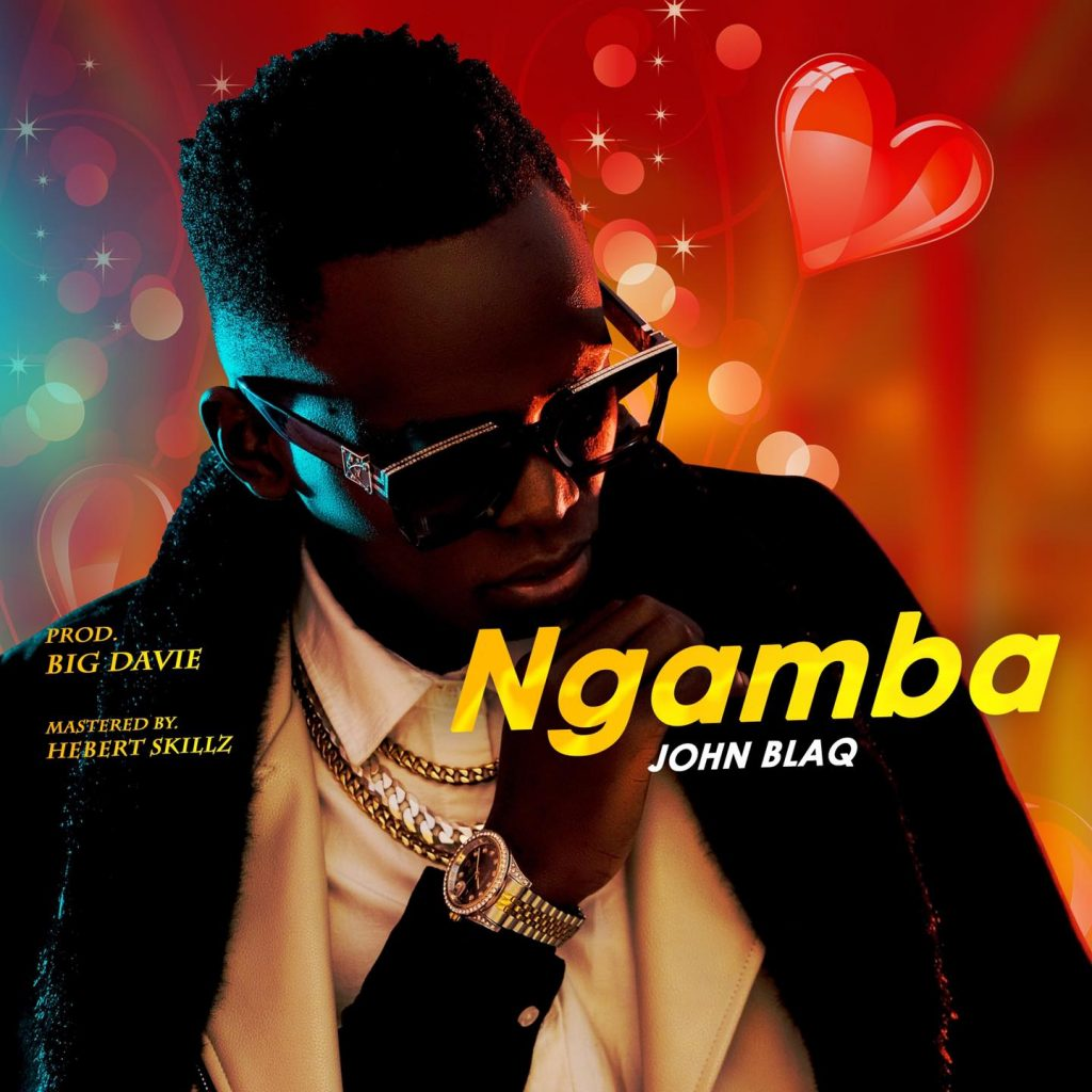 Ngamba Official mp3 Download by John Blaq - New music 2020
