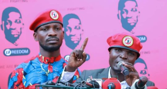 Ronald Mayinja makes U-Turn, joins National Unity Platform
