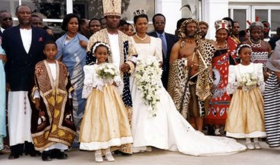Today in History Kabaka Mutebi marks 21st Wedding Anniversary