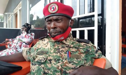 UPDF soldier and 100 teachers join National unity Platform (NUP)
