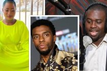 VJ Junior and Chosen Becky send tribute to Chadwick Boseman