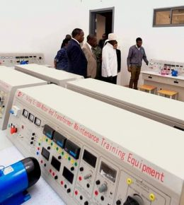 What to Expect from the Machining, Manufacturing Industrial Skills Development Centre in Namanve