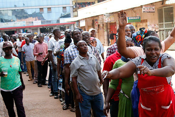 Youth Elections put NRM primaries to a Litmus test