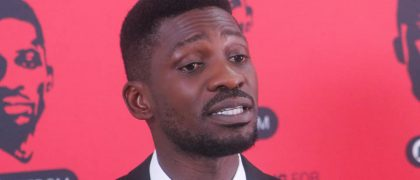 Kyagulanyi Ssemtamu Robert, Member Of Parliament Kyadondo East Constituency President- National Unity Platform