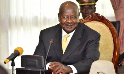 The president of the Republic of Uganda Gen. Yoweri K Museveni has through his Facebook page revealed how he isn't ready to retire now.