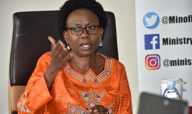 201 Test Positive As Uganda's COVID-19 Cases Reach 4101 - Jane Ruth Aceng.