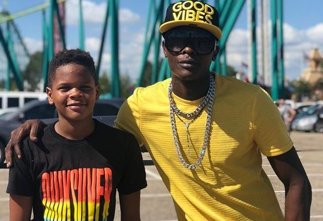 Chameleone sends son Abba Marcus Mayanja a sweet Birthday message