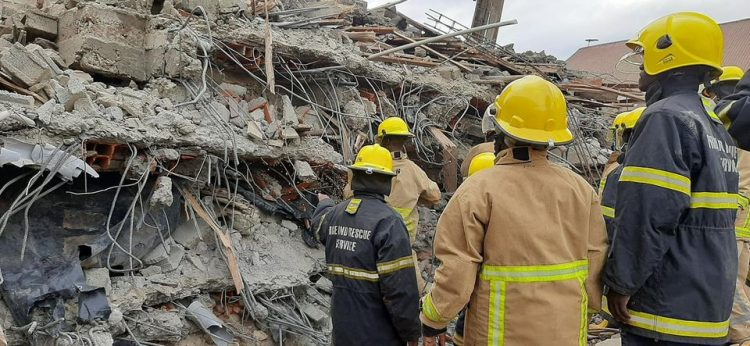 KCCA Officials Arrested Over City Building Collapse.
