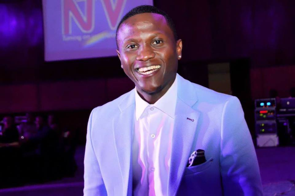 NBS TV's MC Isaac sends NTV's Daggy Nyce a lovely birthday message